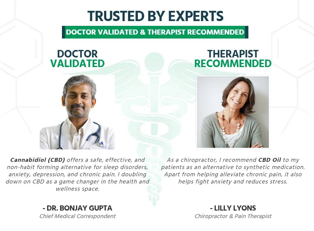 what doctors has to say about cbd hero